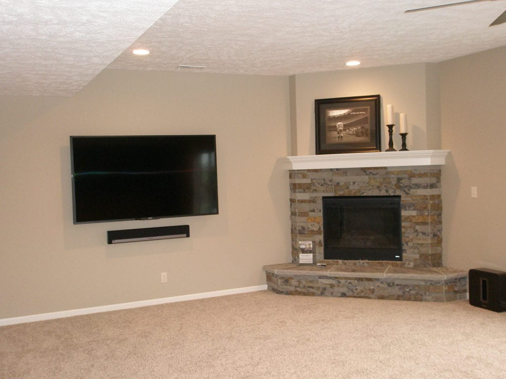 Newcomer Fireplace