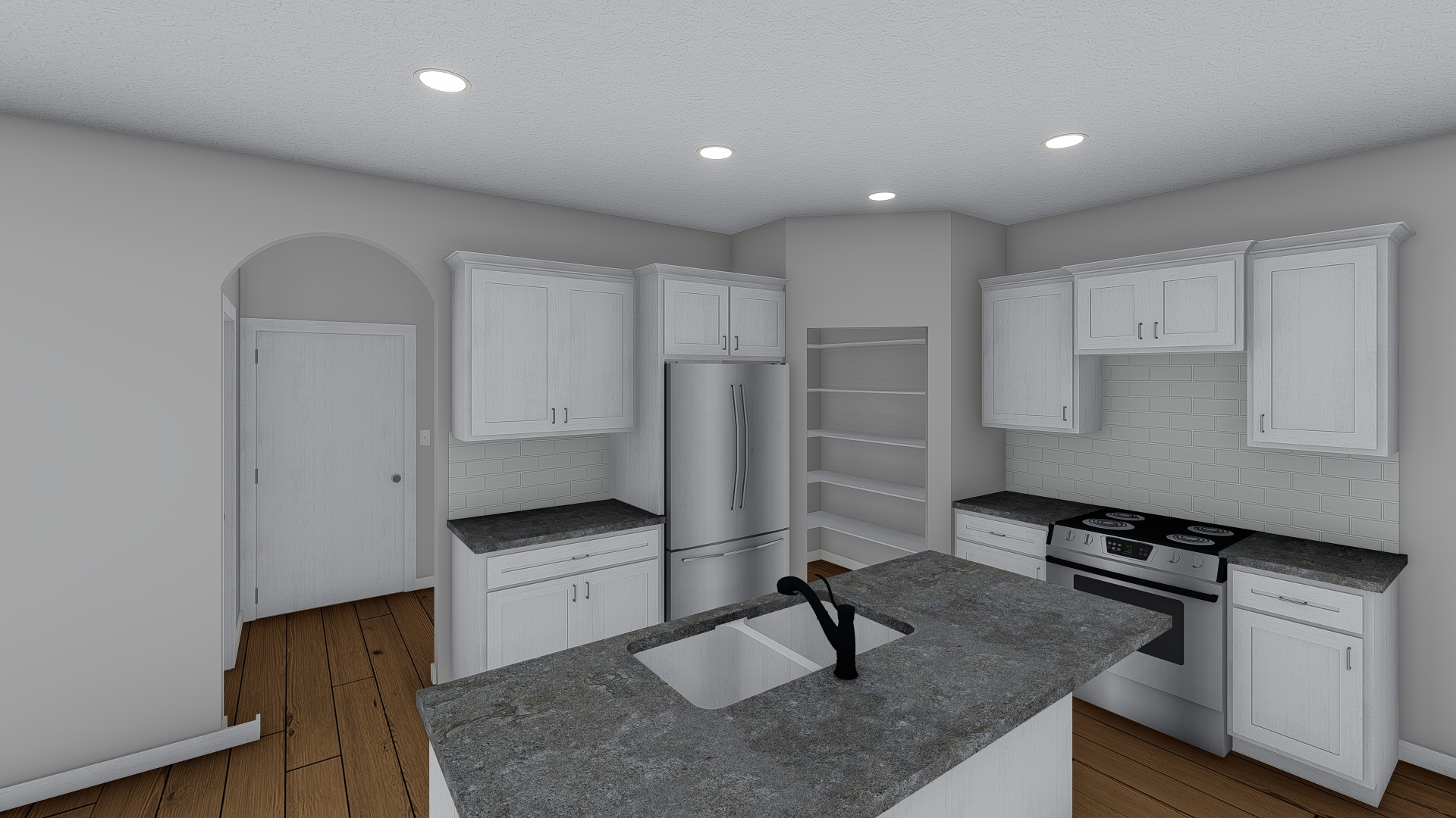VA-103498 Render_Kitchen