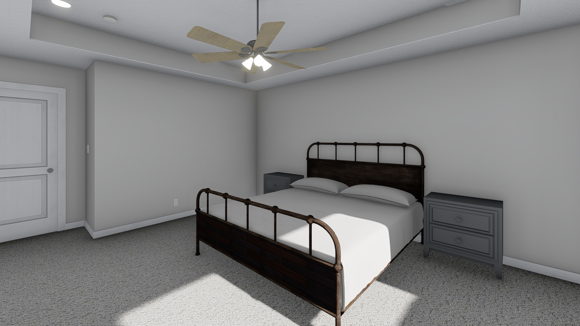 VA-103498 Render_Master Bedroom